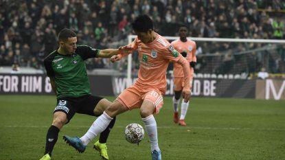 LIVE. Kylian Hazard schiet Cercle al op voorsprong!