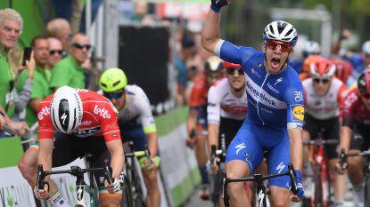 Hodeg schenkt Deceuninck-Quick.Step sprintzege in BinckBank Tour
