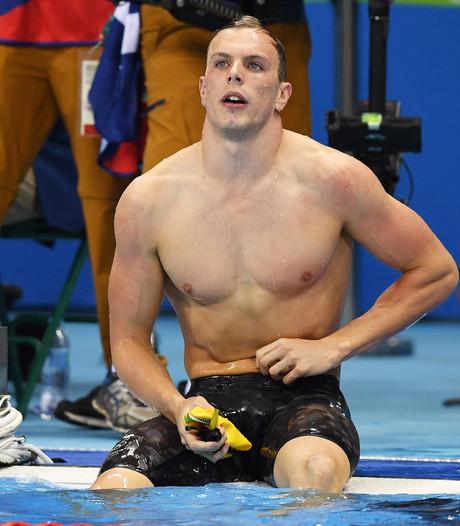 Chalmers ondergaat hartoperatie en mist WK zwemmen