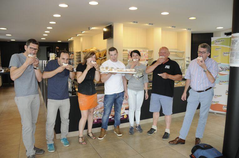 Suikerrock, Het Brood en Tiense Suiker lanceren de Suikerrock-bol.