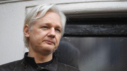 Julian Assange in het geheim aangeklaagd in Verenigde Staten