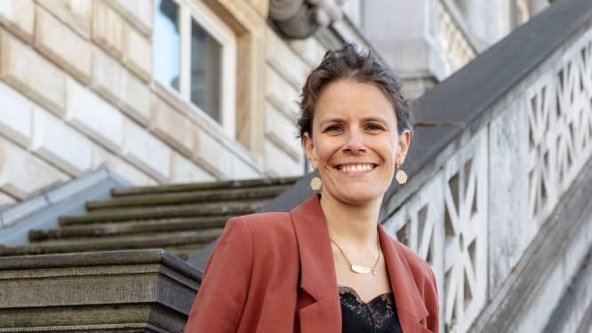"""Het motto van parketmagistraat Eva Brantegem: """"Wees rechtvaardig en menselijk"""""""