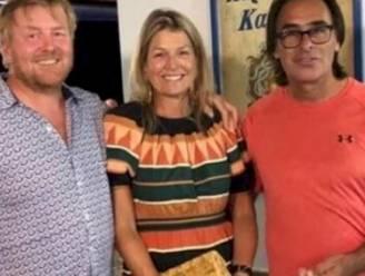 """Nederlands koningspaar reageert op foto Grieks restaurant: """"We hadden afstand moeten houden"""""""