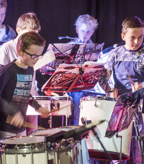 Veel talent tijdens Junior Music Night in Weerselo