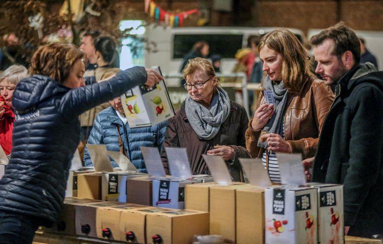 Lokaalmarkt Heule kon alvast rekenen op heel wat volk