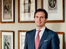 CDA-senator Wopke Hoekstra wordt minister van Financiën