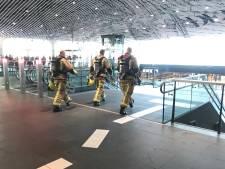 Treinverkeer Delft stil door brandalarm