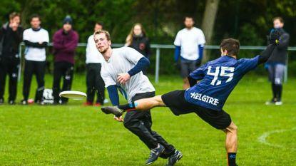 Belgisch international geeft 'Start to frisbee' in Hoeselt
