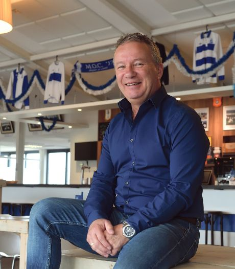 Gerry wil op alle fronten scoren met MOC'17