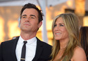 Jennifer Aniston  en Justin Theroux