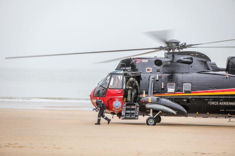 Koksijde nam onlangs nog afscheid van de Seaking, maar zal binnenkort ook afscheid moeten nemen van de luchtmachtbasis