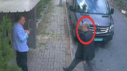 """""""Bewakingsbeelden tonen dubbelganger van Khashoggi die consulaat verlaat"""""""