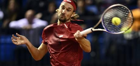 Bemelmans s'incline dans le match décisif, la Belgique ne disputera pas la phase finale de la Coupe Davis