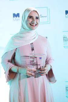 Jokha Alharthi wint prestigieuze Man Booker Prize