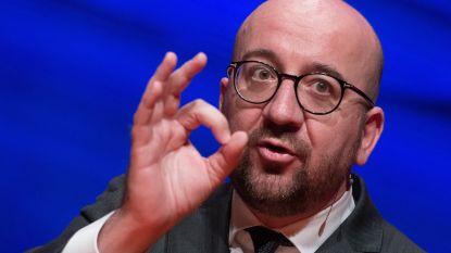 """Premier Michel lijkt kwestie-Francken definitief te begraven: """"Engagement tot laatste dag legislatuur"""""""