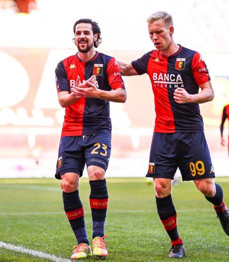 Strootman met assist belangrijk bij zege Genoa, Napoli onderuit in Verona
