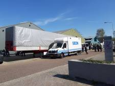 Politie valt drugspand binnen na schietincident tussen familieleden in Ermelo: 'Agenten stonden met mitrailleurs in de straat'
