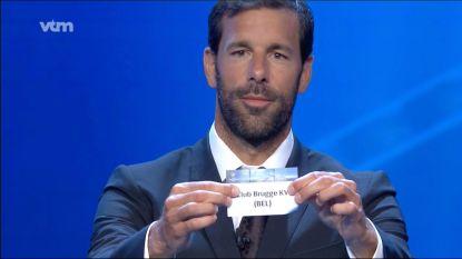 LIVESTREAM. Wie loot Club Brugge in derde voorronde Champions League?