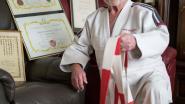 Na 63 jaar trainen eindelijk hoogste judogordel bereikt