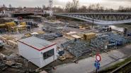 Nieuwe fase in werken Dorpsbrug aangebroken