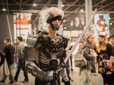 Bijzonder outfits op Comic Con