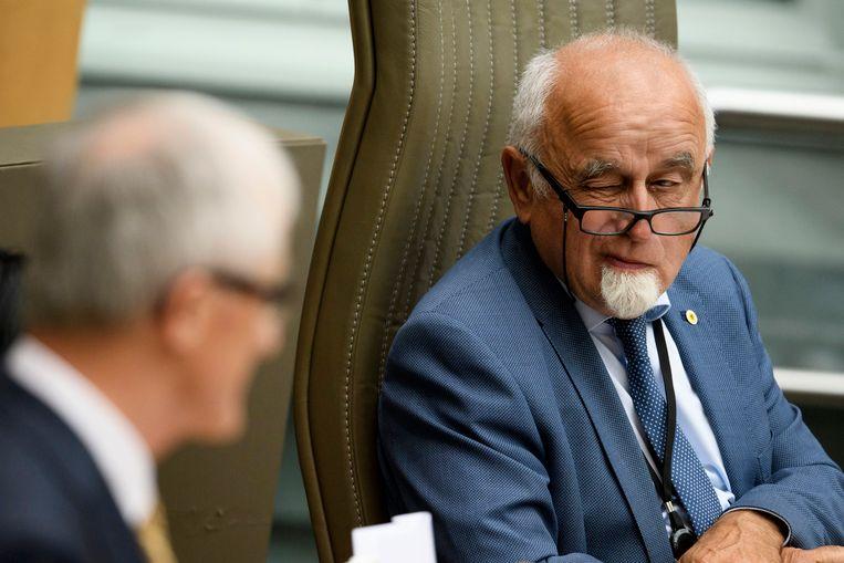 Vlaams parlementsvoorzitter Jan Peumans.