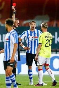FC Eindhoven pakt punt na spektakel in tweede helft