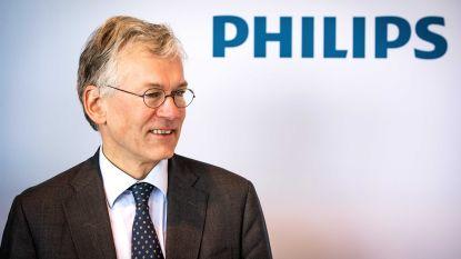 Philips denkt aan vertrek uit Verenigd Koninkrijk bij harde brexit