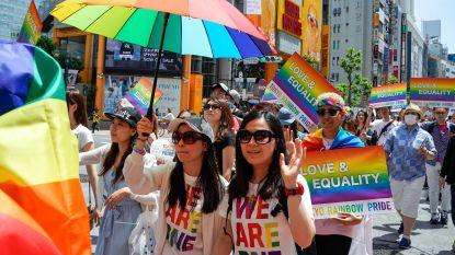 Dertien holebikoppels klagen Japanse overheid aan om homohuwelijk te legaliseren