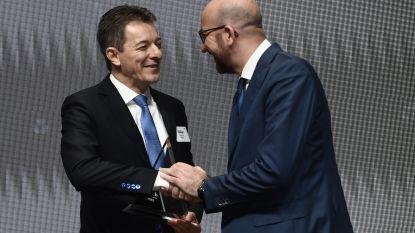 KBC-topman Johan Thijs verkozen tot 'Trends Manager van het Jaar 2018'
