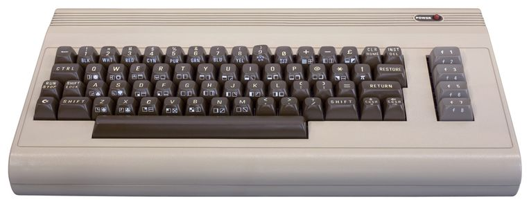 De Commodore 64-computer. Beeld Thinkstock