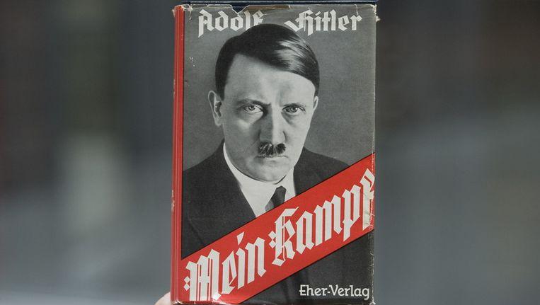 Het boek Mein Kampf Beeld ap