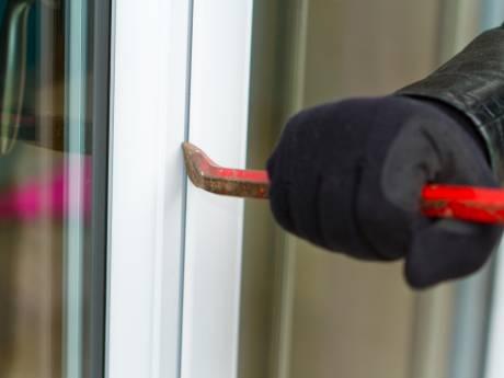 Effect lockdown uitgewerkt, inbrekers weer als vanouds op pad