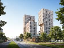 Bewoners hebben veel vragen over hoogte hoogbouw Hoofdweg in Oosterflank