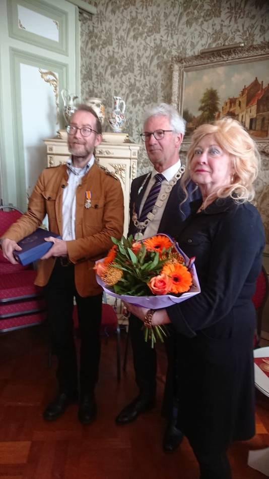 Marcel Deelen (54, Fijnaart) - Lid in de Orde van Oranje-Nassau