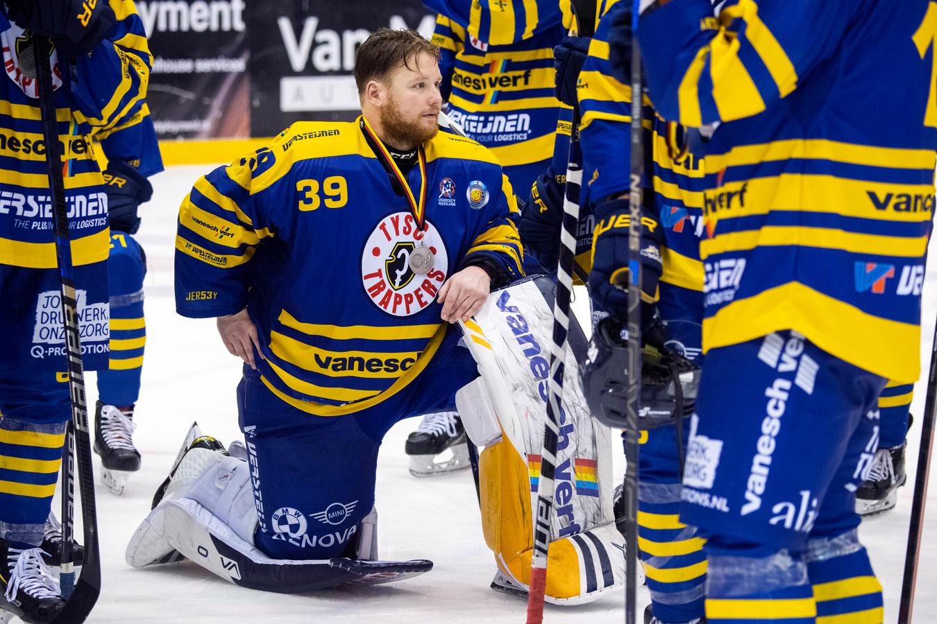 Ian Meierdres na het mislopen van de Oberligatitel.
