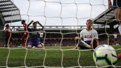 Liverpool komt goed weg: Alderweireld zorgt met ongelukkige own-goal nog voor zege 'Reds' in slot