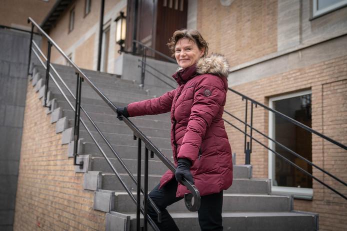 Charlotte de Roo, oud-fractievoorzitter van GroenLinks Renkum