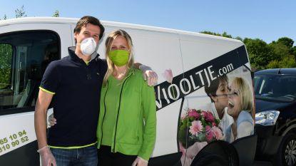 Dramatische Moederdag dreigt voor bloemist, tot andere handelaars hun hulp aanbieden