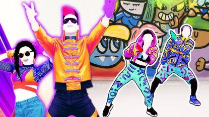 Game-On! Haal jouw beste dansmoves boven met Just Dance en ga voor de hoogste score