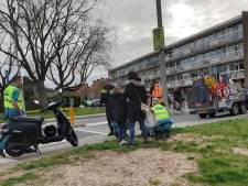Jongen op scooter gewond bij aanrijding in Amersfoort
