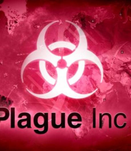 'Plague Inc. is een game, geen bron van info over coronavirus'