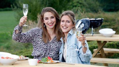 """'Familie'-collega's en beste vriendinnen Margot Hallemans en Jasmijn Van Hoof kunnen elkaar álles vertellen: """"Ik kan me mezelf niet voorstellen als mama"""""""