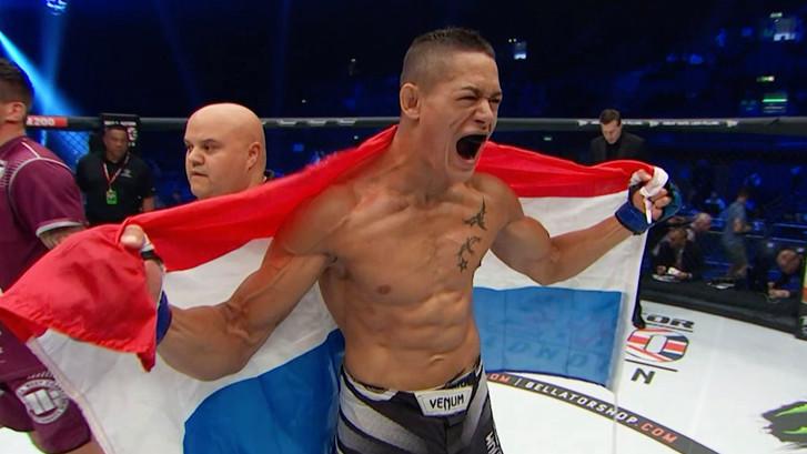 'Costello één van de grootste Nederlandse MMA-talenten'