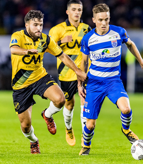 NAC waakt voor chillmodus tegen PEC Zwolle