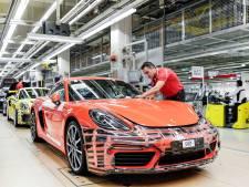 Bijna tien mille bonus voor alle 27.000 Porsche-medewerkers