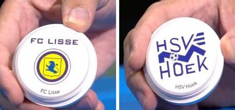 LIVE: Hoek treft FC Lisse in KNVB-bekertoernooi