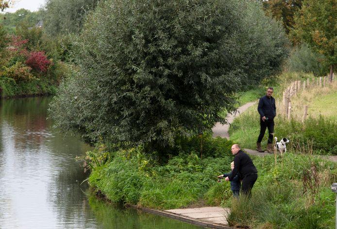 Wijk bij Duurstede Wandelpad langs de Kromme Rijn