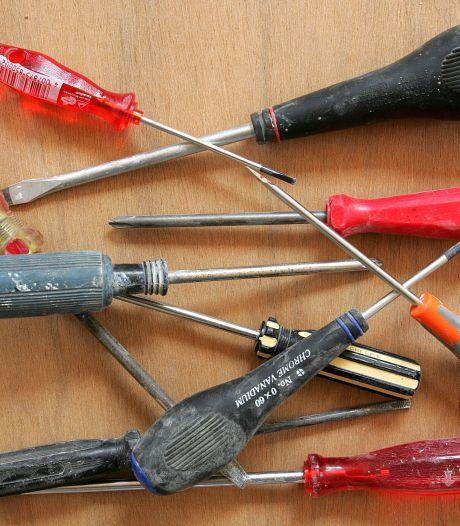 Vrijspraak en lagere straf in zaak gestolen gereedschap