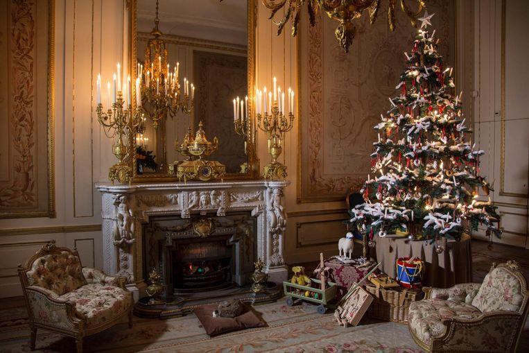 In huize Willet-Holthuysen is het al Kerst Beeld Caro Bonink